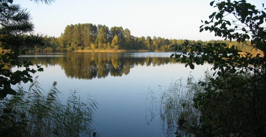 Озеро Рой в Нижегородской области