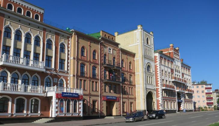 Улица Успенская