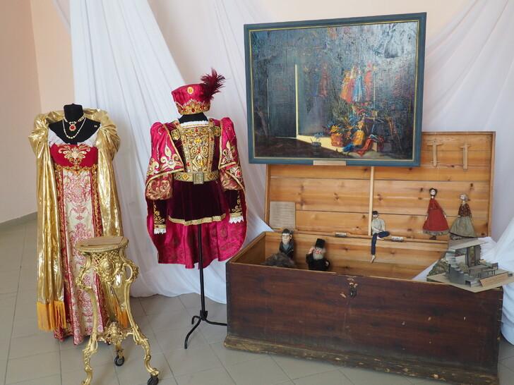Выставка в Благовещенской башне