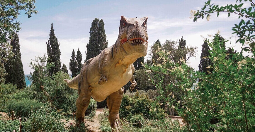 «Динозавры Севастополя»