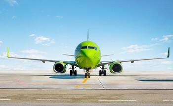 S7 Airlines  готова возобновить рейсы Новосибирск - Дубай