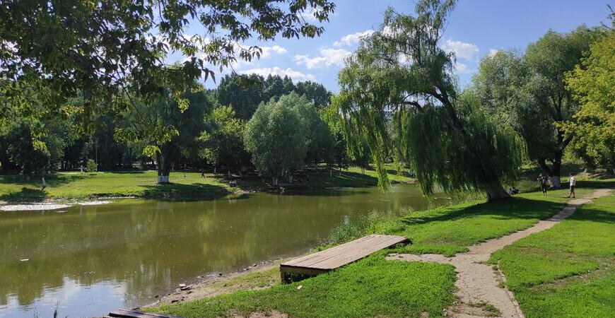 Парк «Воронежские озёра»