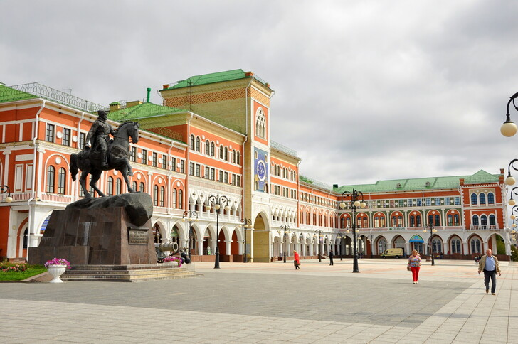 Площадь Облонского-Ноготкова
