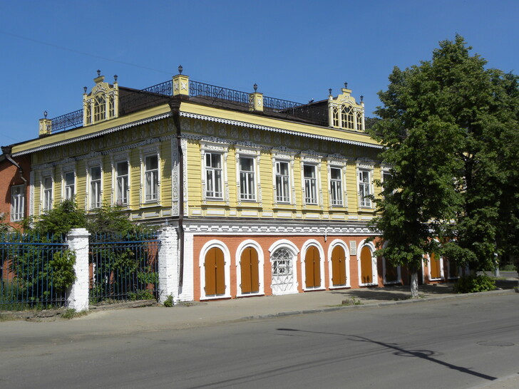 Дом купца Наумова