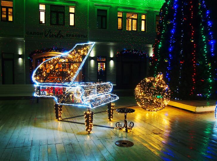 Что посмотреть в Костроме зимой