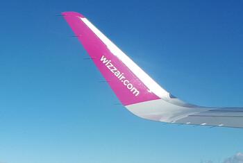 Wizz Air откроет из Петербурга рейсы в Братиславу, Бухарест и Софию