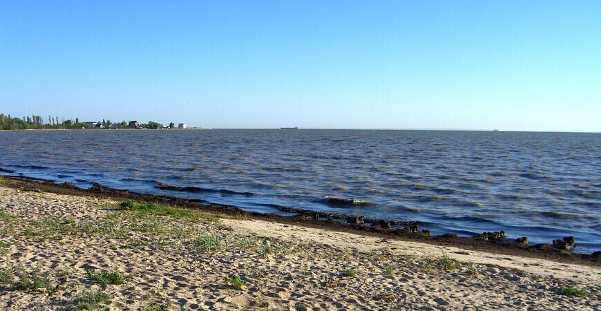 Пляж в Стефанидинодаре