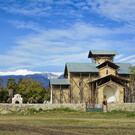Храм Успения Богородицы в Лыхны