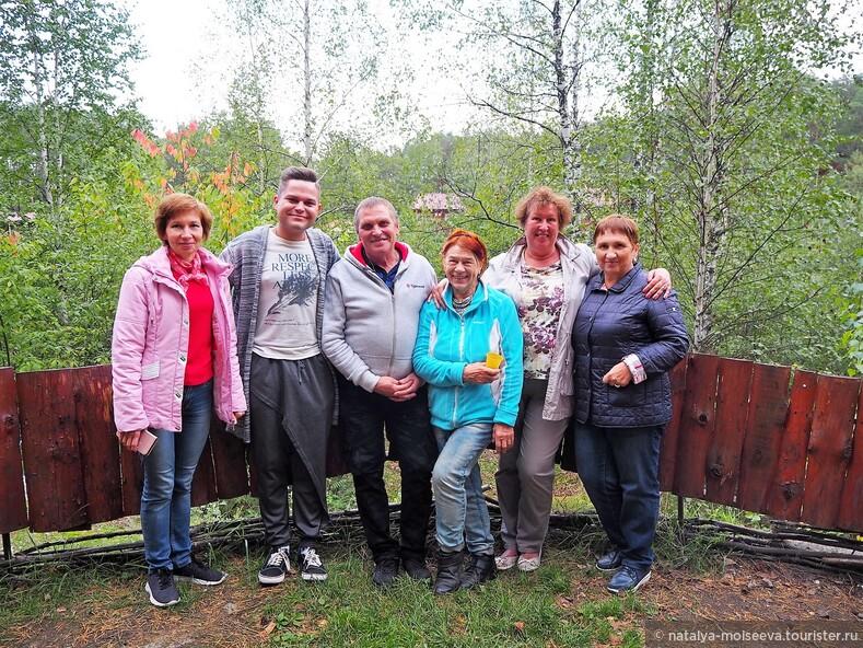 Встреча туристеров в Екатеринбурге 5 сентября 2020 года.