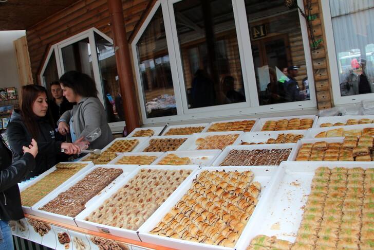 Крымские сладости