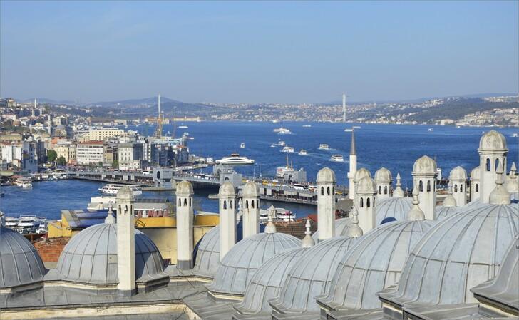 Что посмотреть в Стамбуле осенью