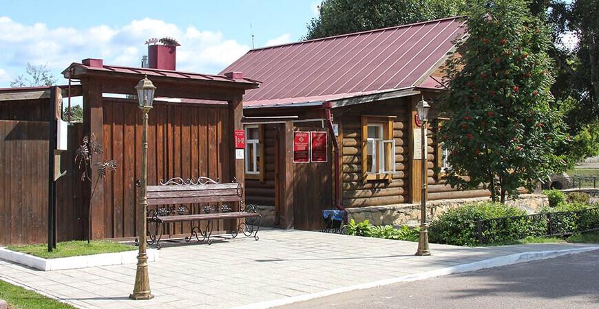 Дом-музей Цветаевой в Елабуге