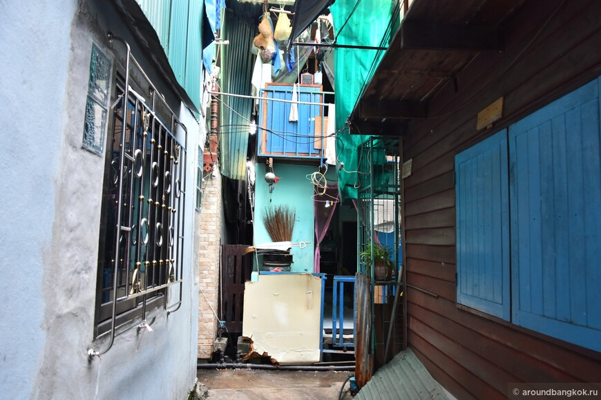 Трущобы Клонг Той