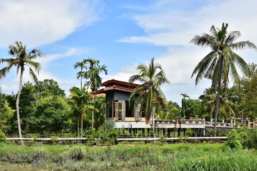 Из трущоб на райский остров