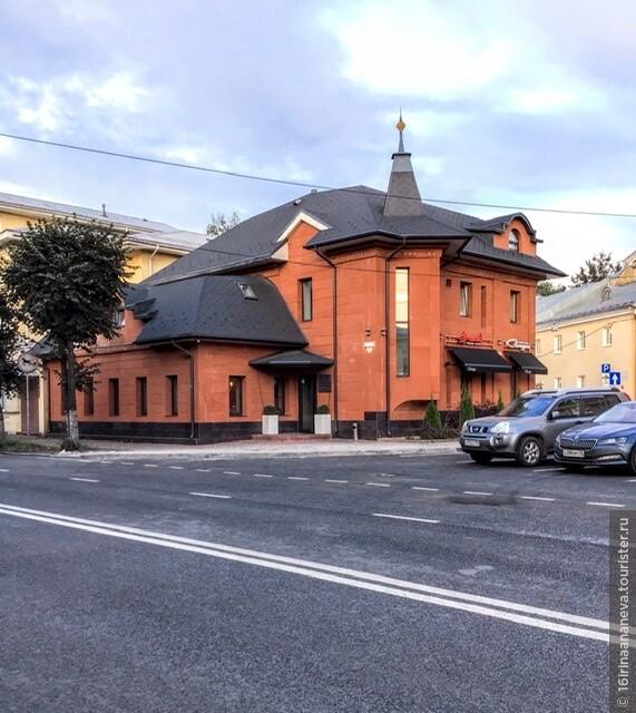 Мой город Ярославль.