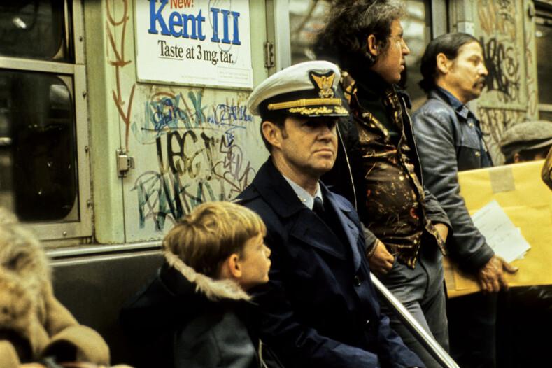 Ад на колесах: ретро-фото, снятые в нью-йоркском метро