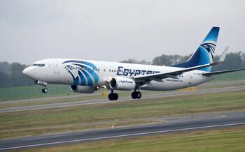 Egypt Air возобновляет полёты из Каира в Москву