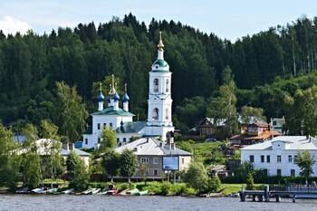 Самые красивые малые города и деревни России