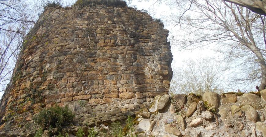 Царчейская крепость<br/> в Абхазии
