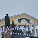 Площадь имени Ленина в Йошкар-Оле