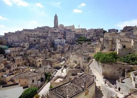 Последние штрихи к посещению Матеры на юге Италии