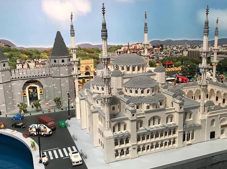 LEGOLAND DC Istanbul