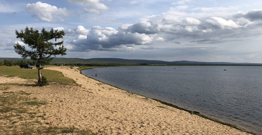 Озеро Иван в Забайкальском крае