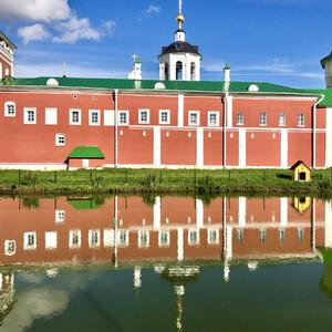 Николо-Пешношский монастырь. Подмосковье
