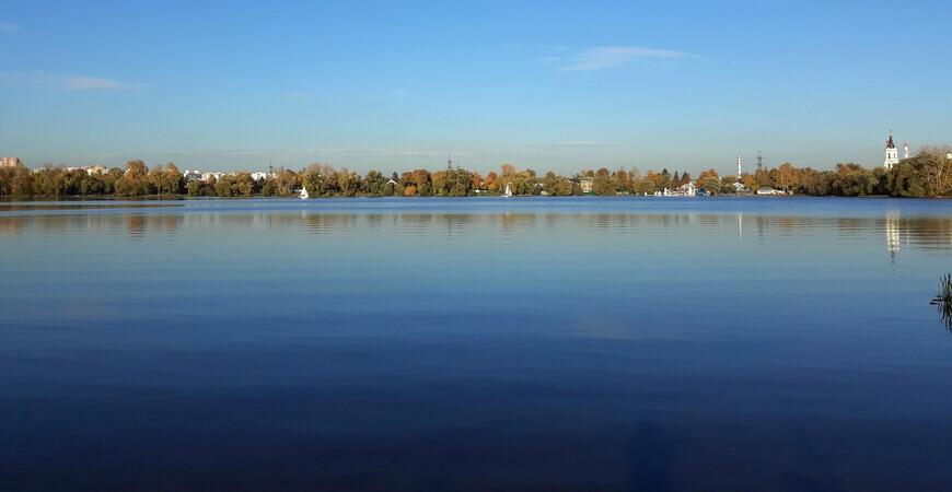 озеро косино рыбалка