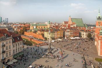 Россия и Польша открывают автобусное сообщение
