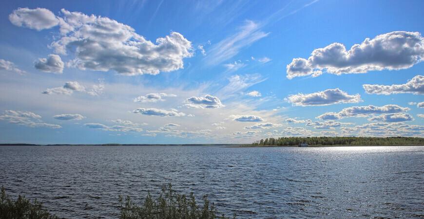 Иваньковское водохранилище (Московское море)