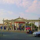 Набережная Паралия в Витязево