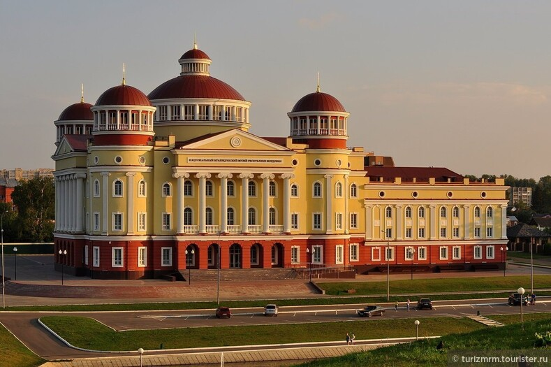 Что первым делом нужно сделать во время путешествия в Мордовию: Культура