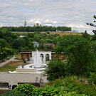 Патриарший сад во Владимире