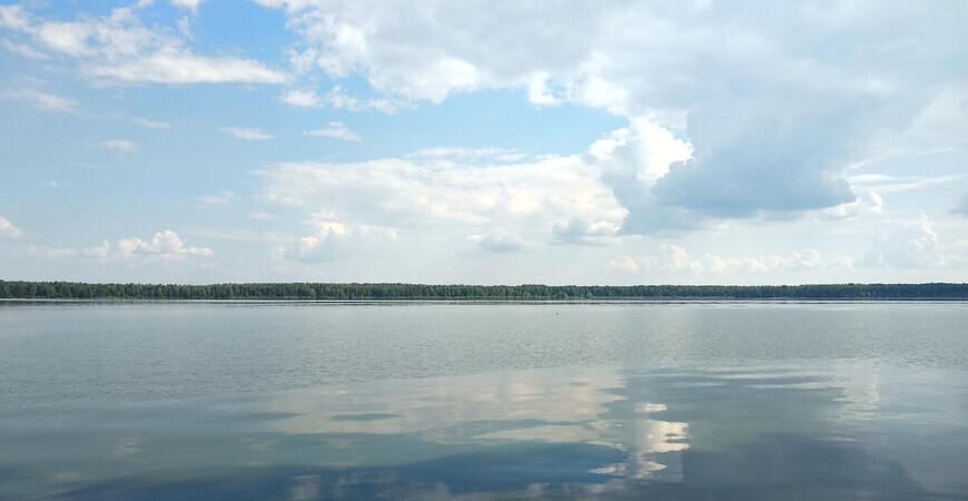 Озеро Ипкуль
