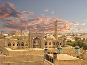 Узбекистан 1 октября открывается для тургрупп