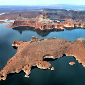 Около 700 каньонов пришлось затопить, чтобы мы сейчас могли созерцать это чудо