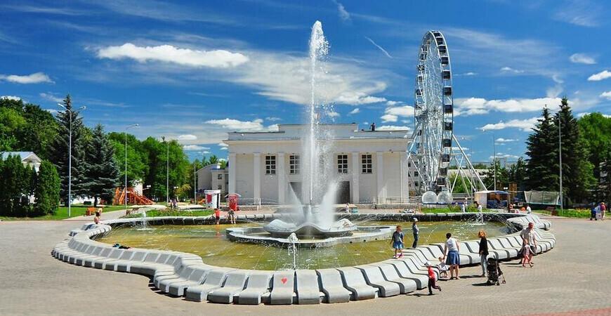 Колесо обозрения «Небо 33» во Владимире