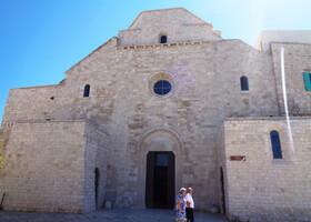 Самостоятельно по Апулии — средневековая Мольфетта