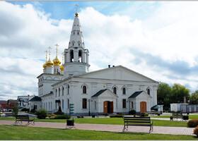 Город Бор — ближайший сосед Нижнего Новгорода