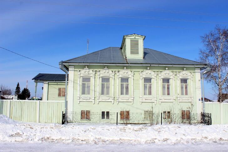 Дом-музей Г. Распутина