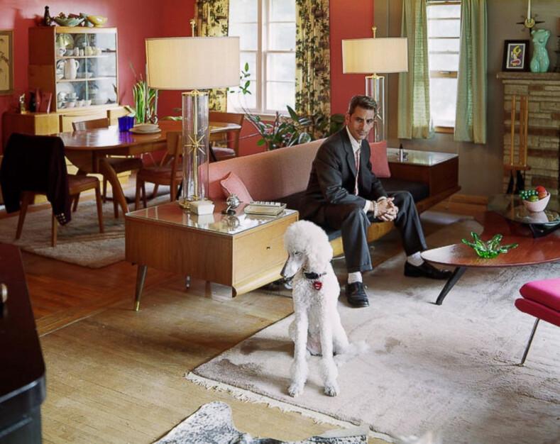 Жить, как во времена Элвиса Пресли фото современных семей, застрявших в 50-х, и их домов (одежда, быт и увлечения  все, как в молодости бабушек и дедушек)