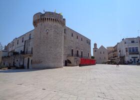 Конверсано — в самом центре Апулии
