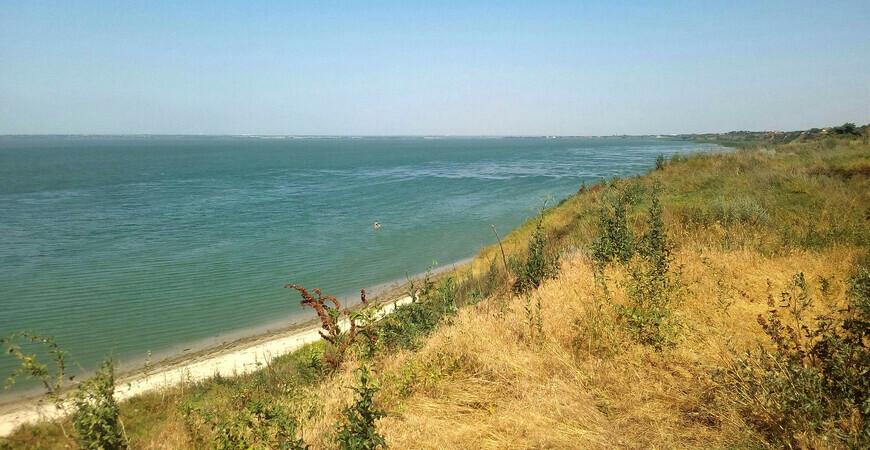 Пляж Чумбур-Коса