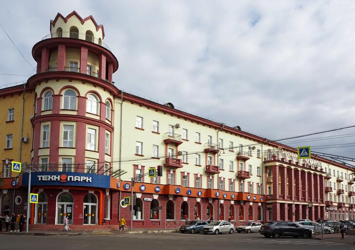Гостиница «Орёл»