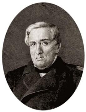 В.П. Скаржинский (1787—1861) — помещик и лесовод, херсонский губернский предводитель дворянства