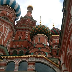 А я иду шагаю по Москве...