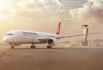 Turkish Airlines увеличивает частоту рейсов Казань — Стамбул