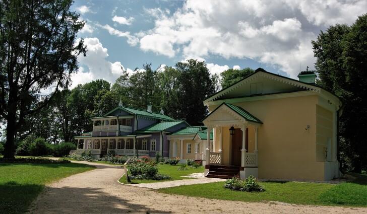 Музей-заповедник Спасское-Лутовиново