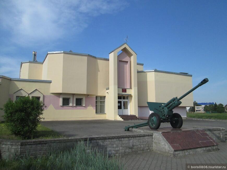 Интересный военно-исторический музей